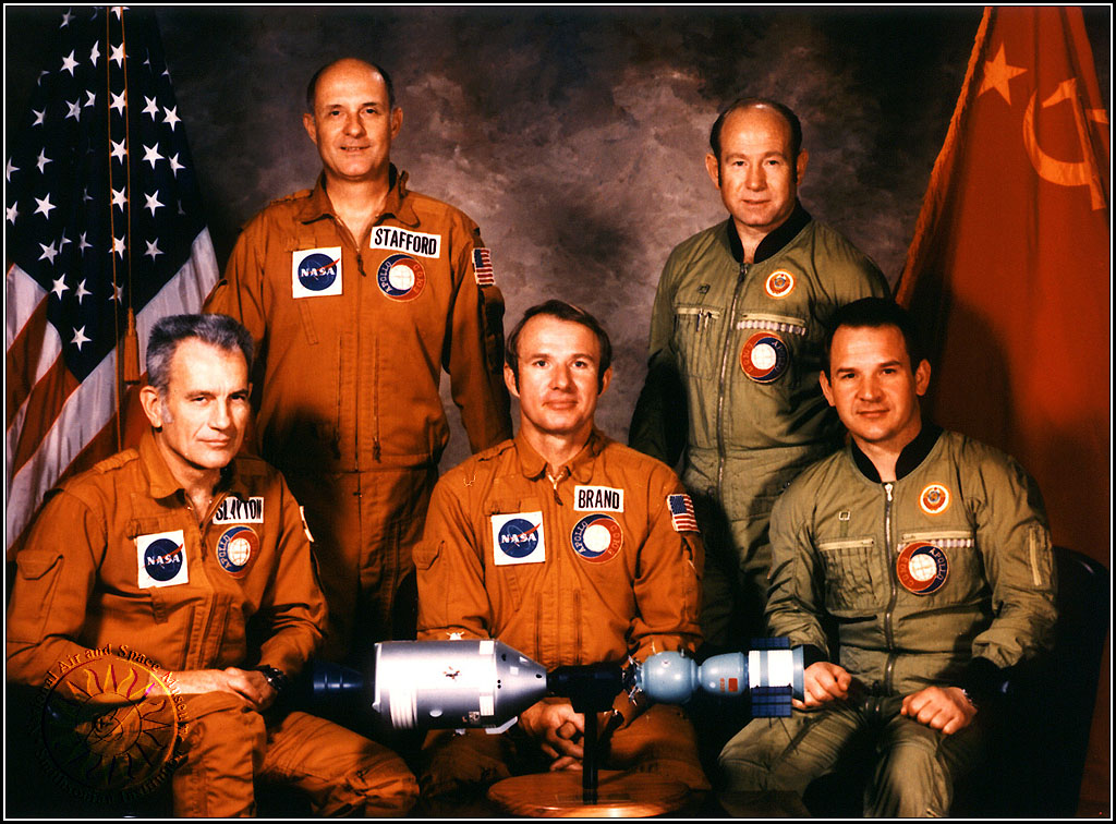 Apollo - Soyuz Test Crew