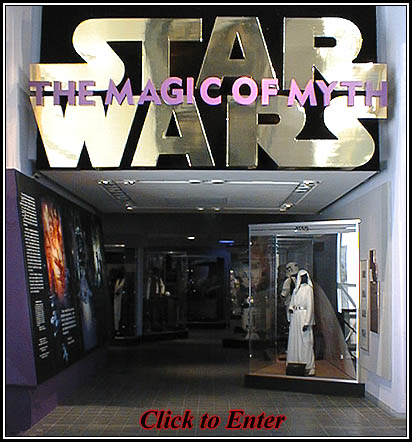 Star Wars The Magic Of Myth National Air And Space Museum