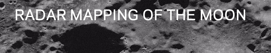 Radar Mapping of the Moon