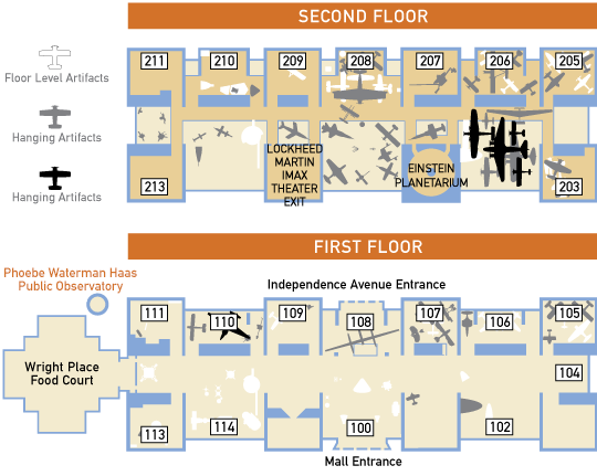 Floor Plans & Guides