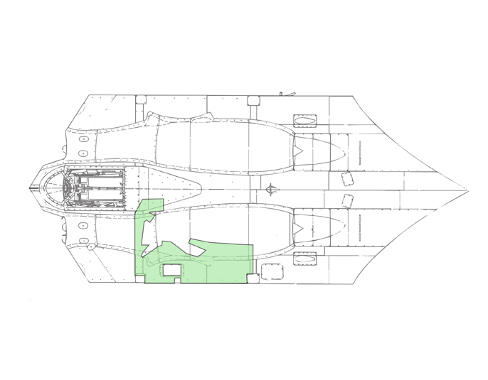 PL Jet Cutaway Front