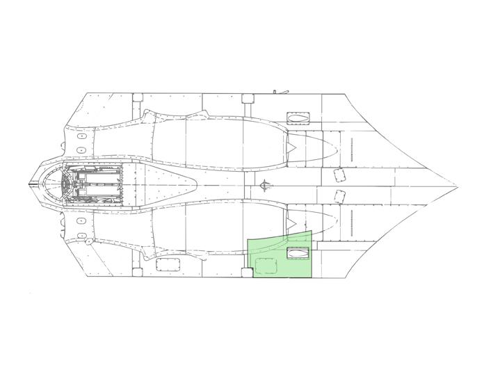 PL Jet Cutaway Rear