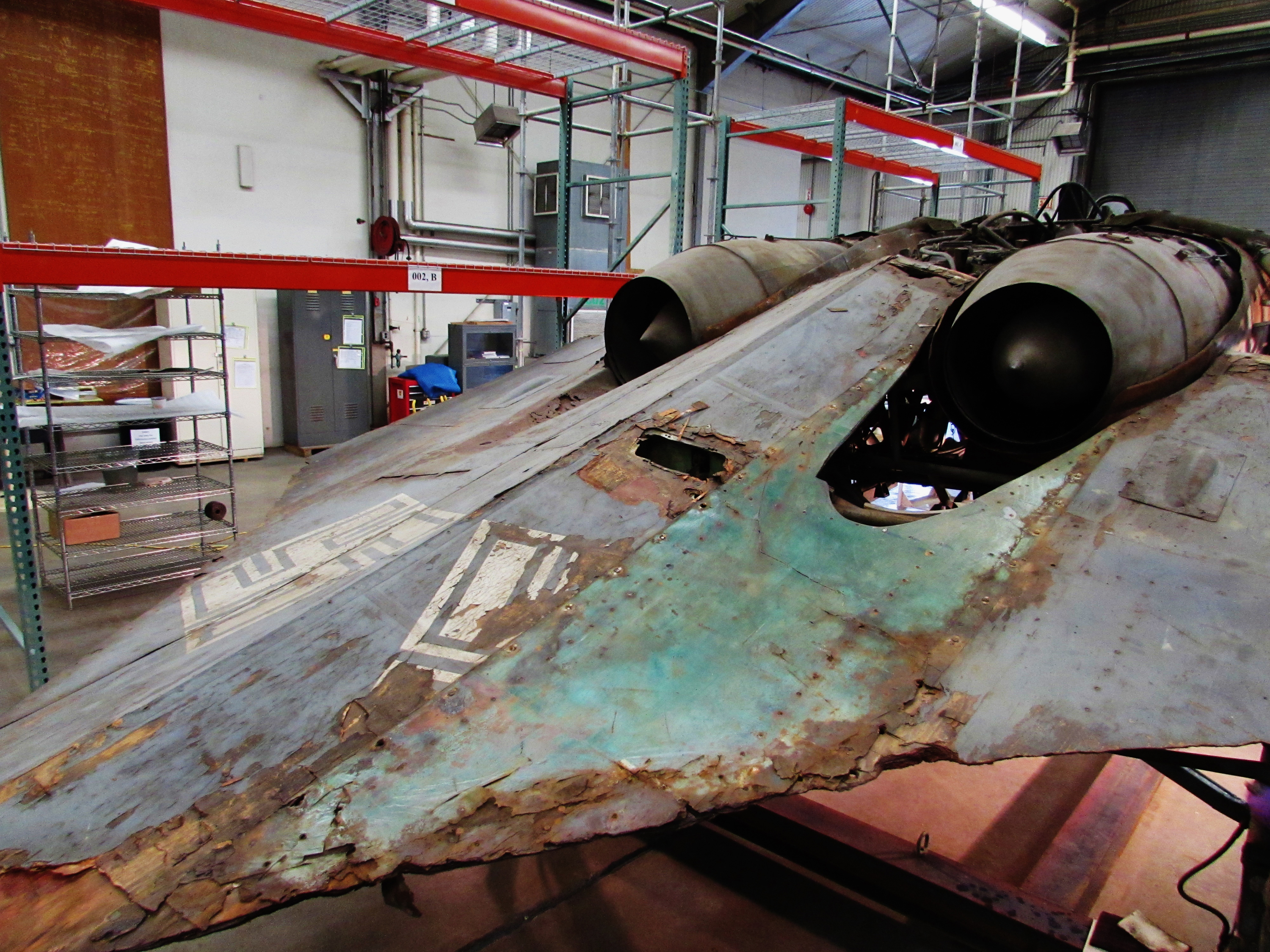 Tail of Horten