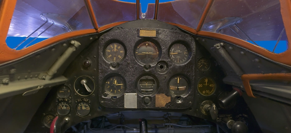 Grumman G-22 Gulfhawk II Panorama