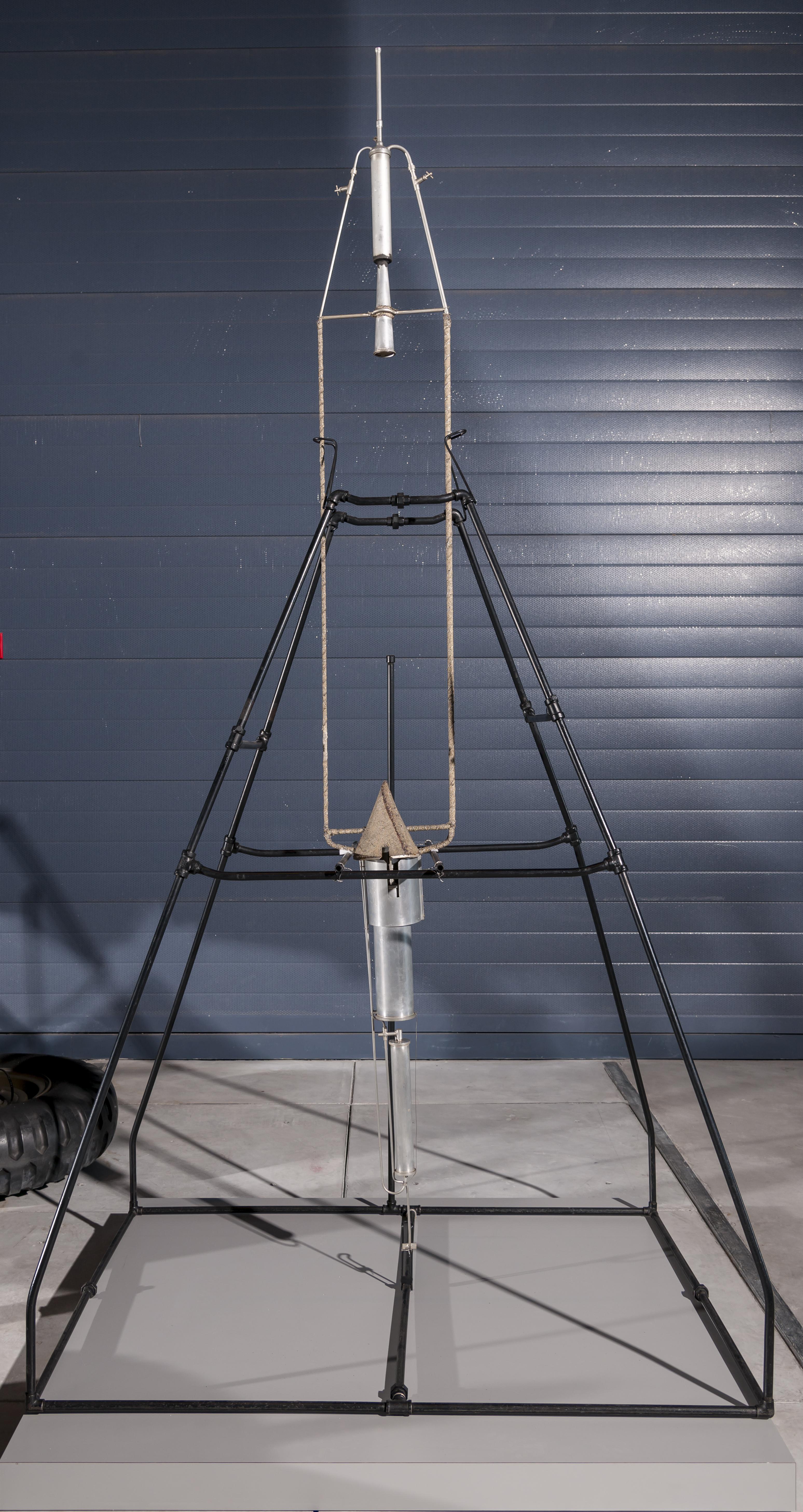 Goddard's March 1926 Rocket