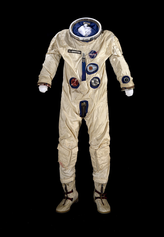 Pressure Suit, G3-C, Grissom, Gemini 3, Flown | National ...
