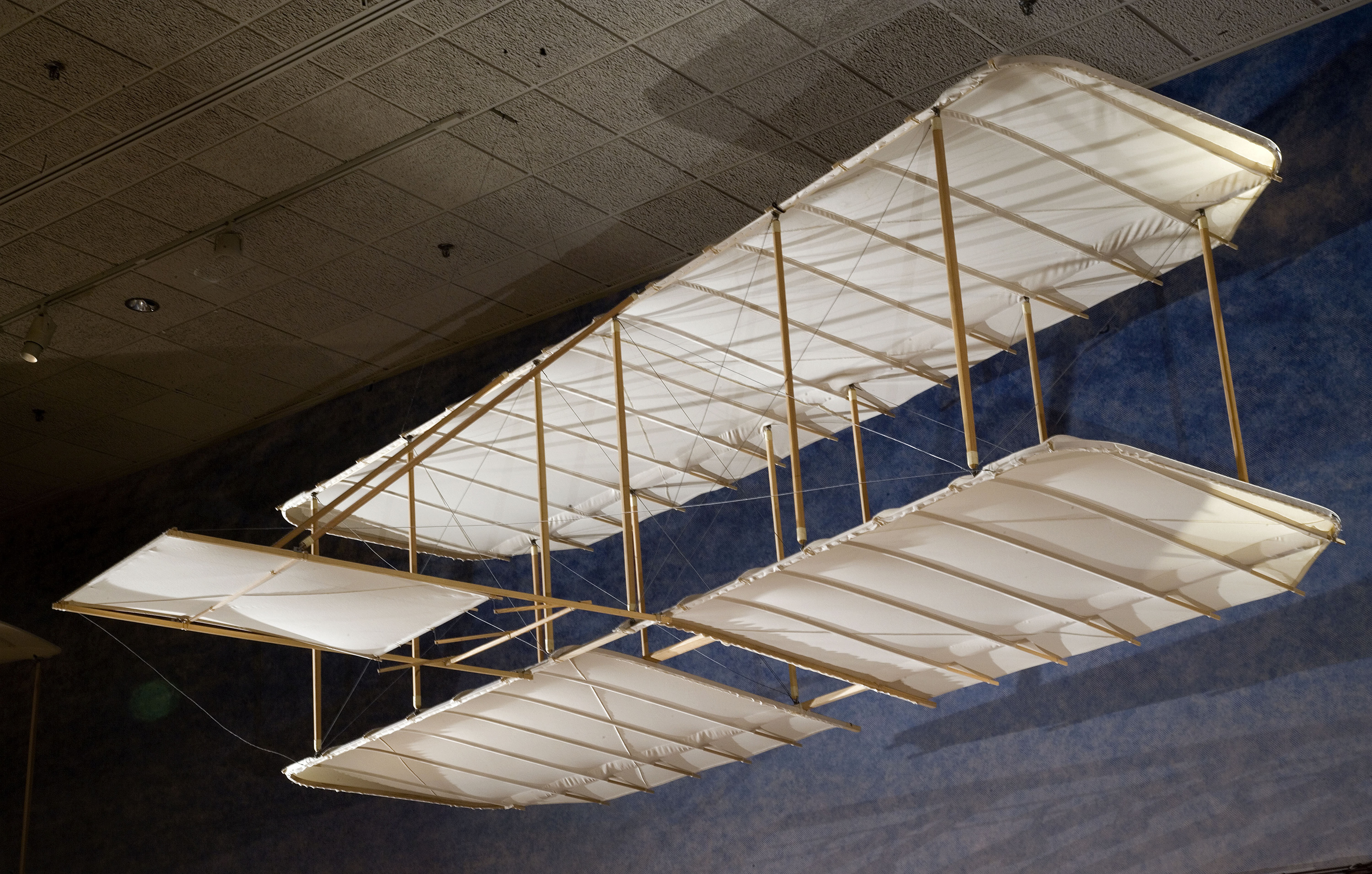 1900 Wright Glider Reproduction