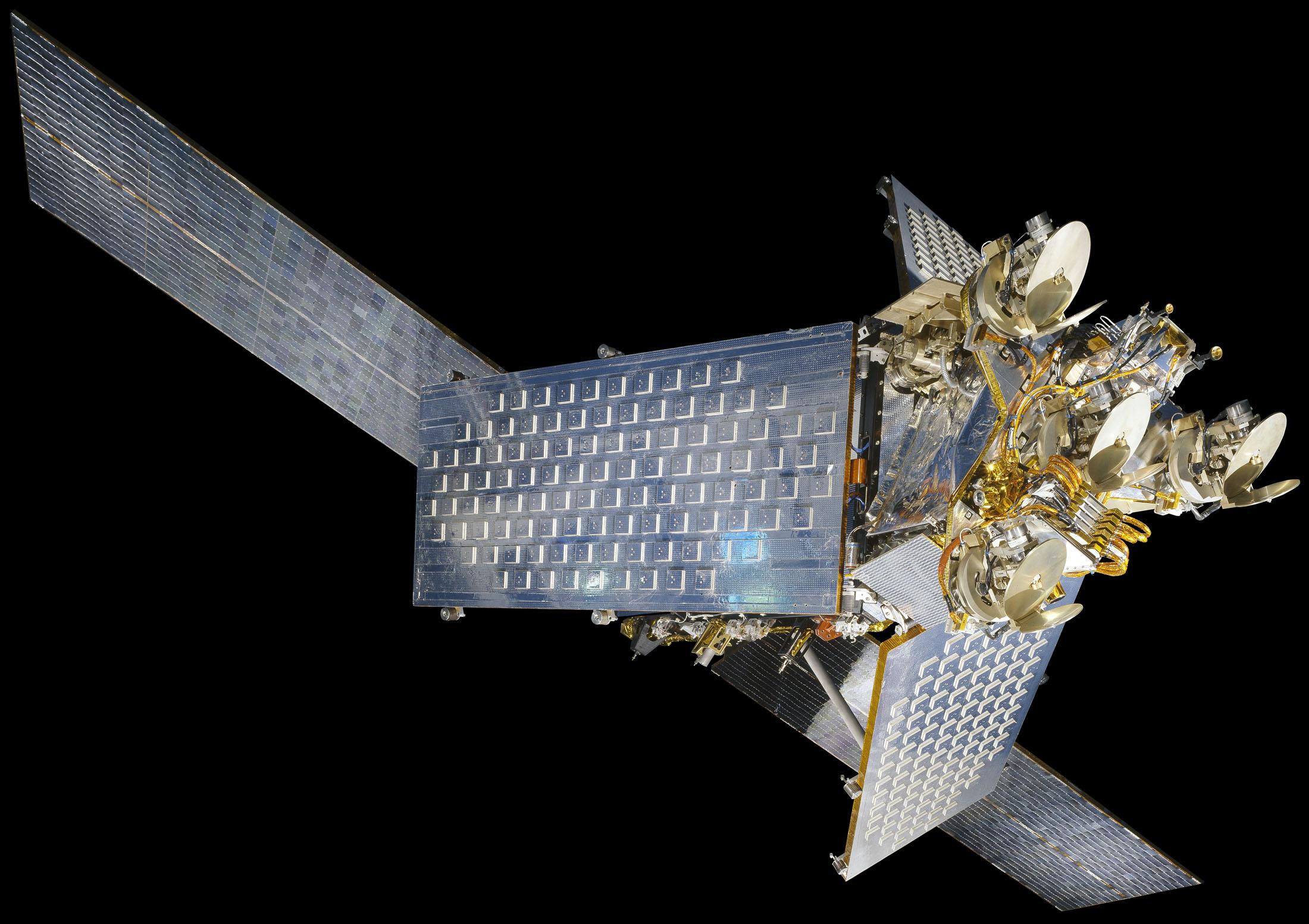Motorola Satellite for Iridium