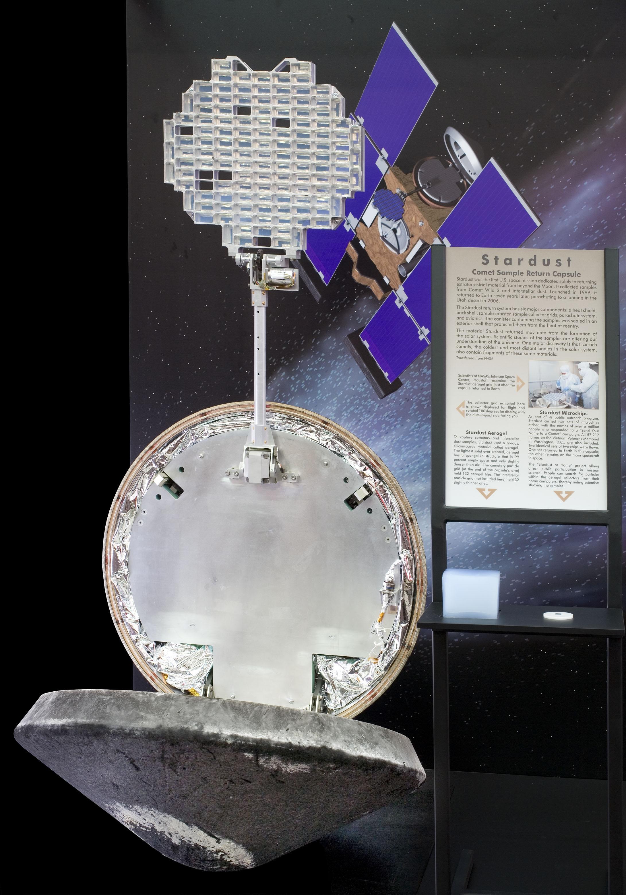Stardust Return Capsule