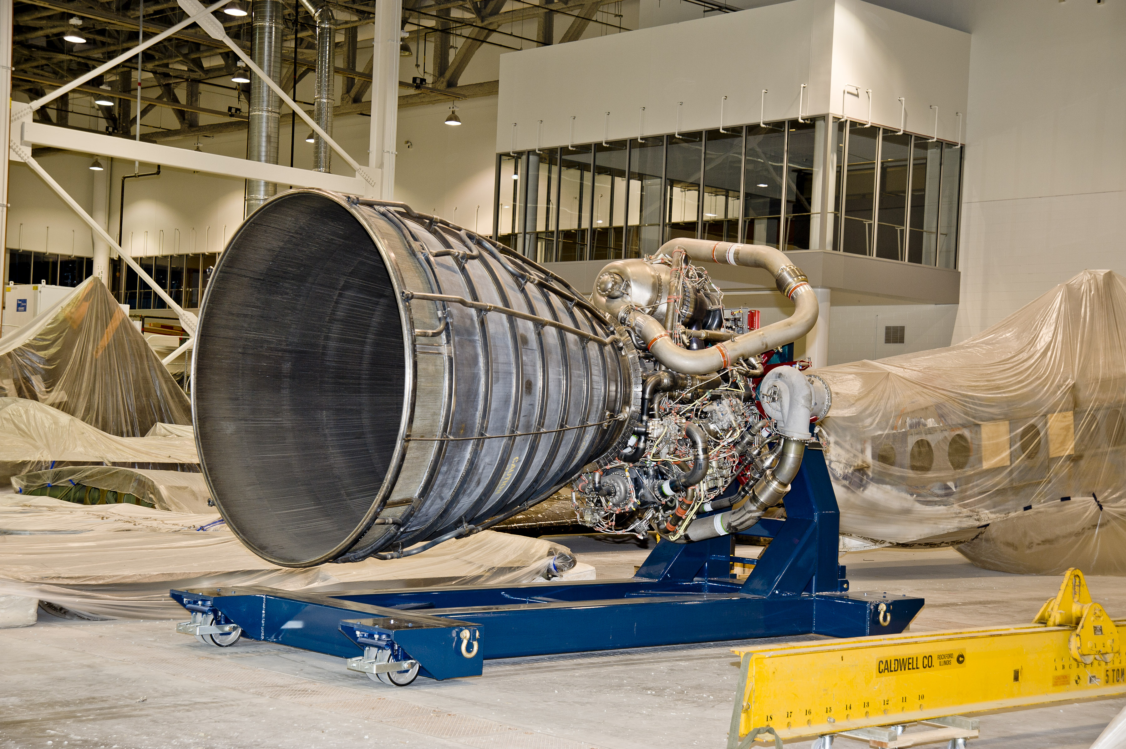 space shuttle engine - photo #11