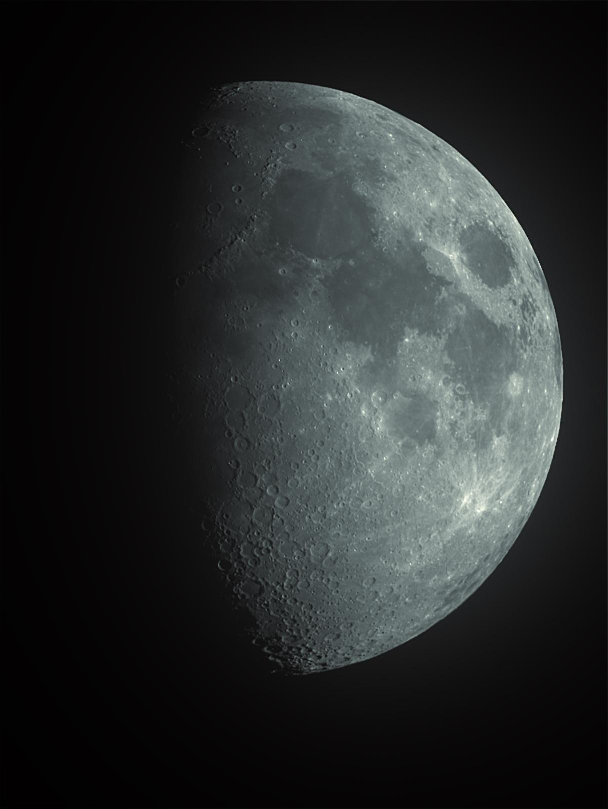 Moon - December 3, 2011