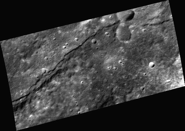 Mercury's Scarps