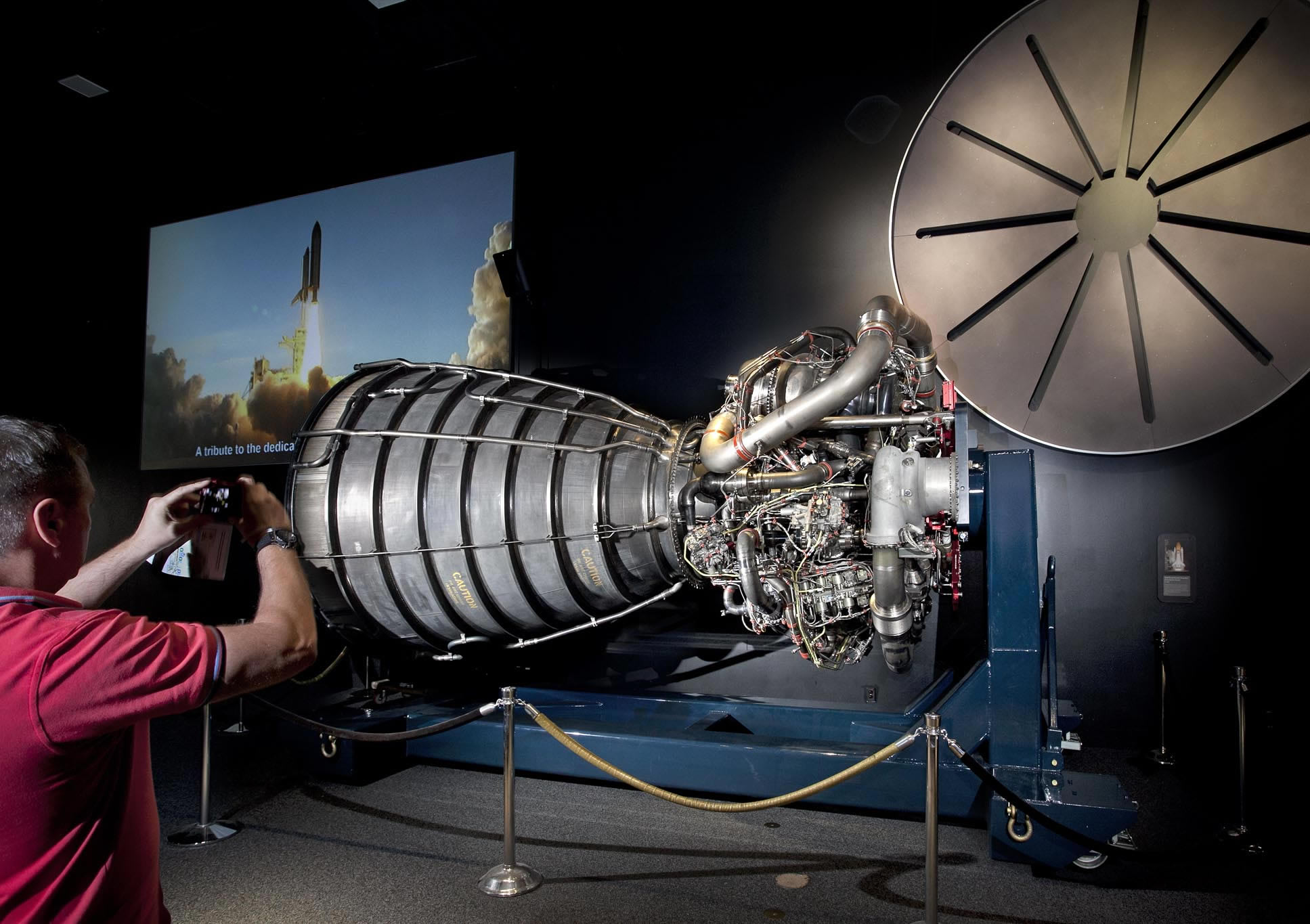 space shuttle engine - photo #9
