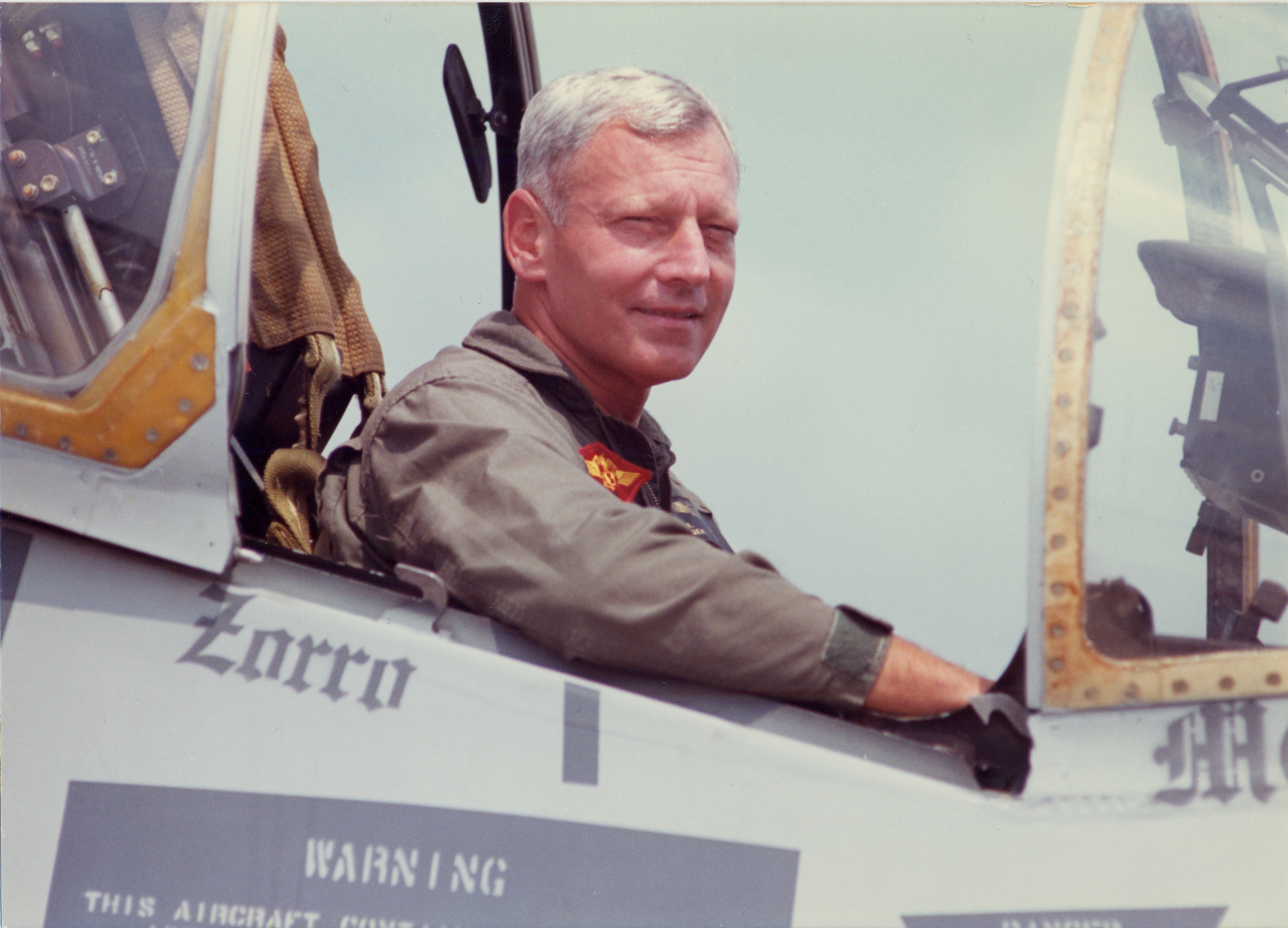 Gen. John R. Dailey