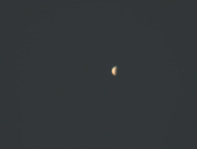 Venus - Aug 18, 2012