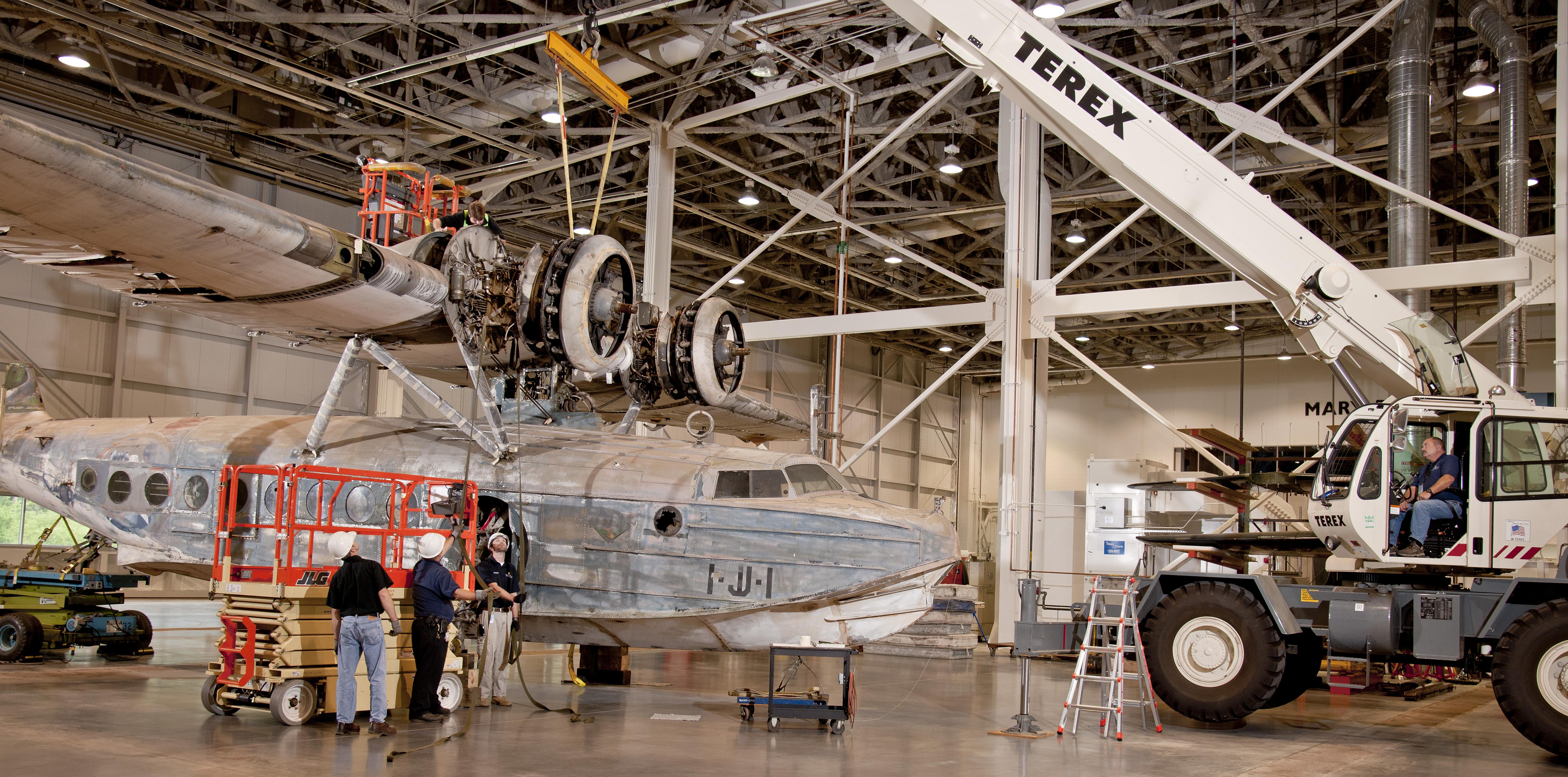 Sikorsky JRS-1 Assembly