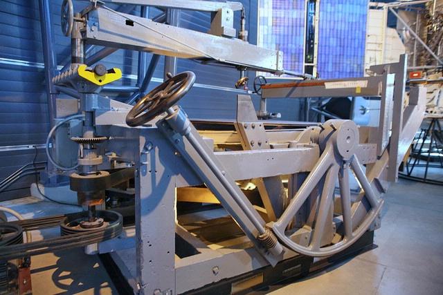 Ritchey Grinding Machine