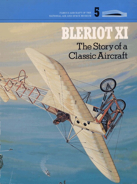Book cover: Bleriot XI