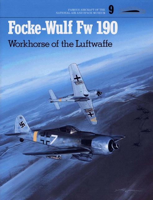 Book cover: Focke-Wulf Fw 190