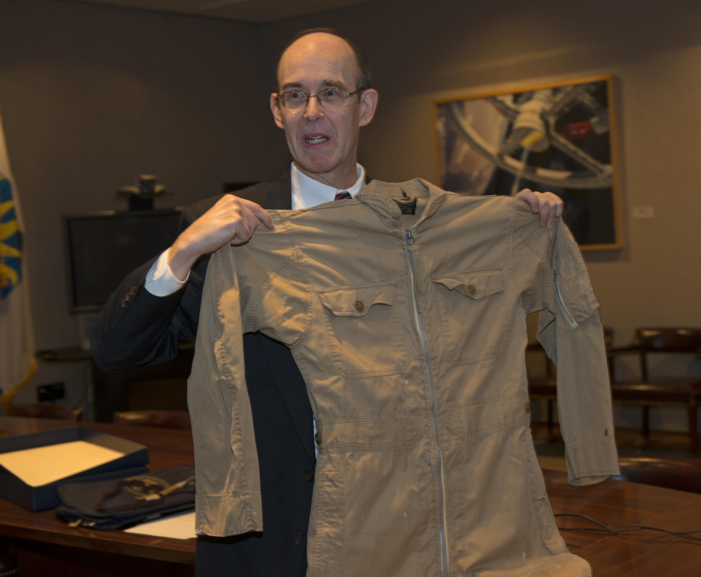 Ecker Flight Suit