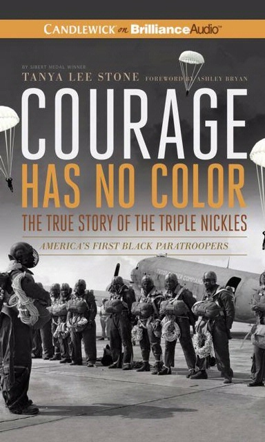 Book Cover: Courage Has No Color