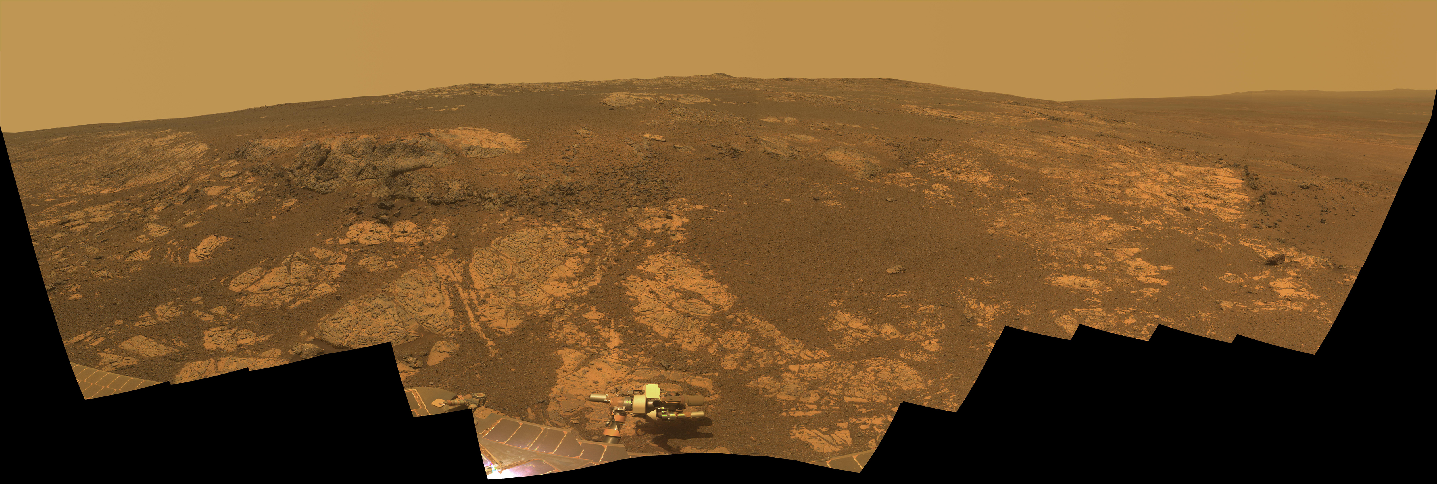 Mars' Matijevic Hill