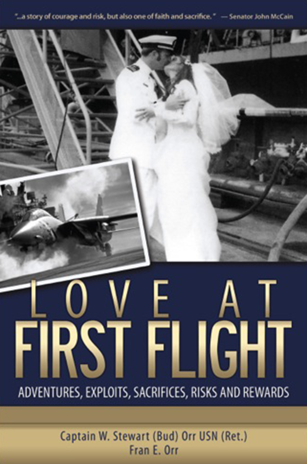 Book Cover: Love at First Flight