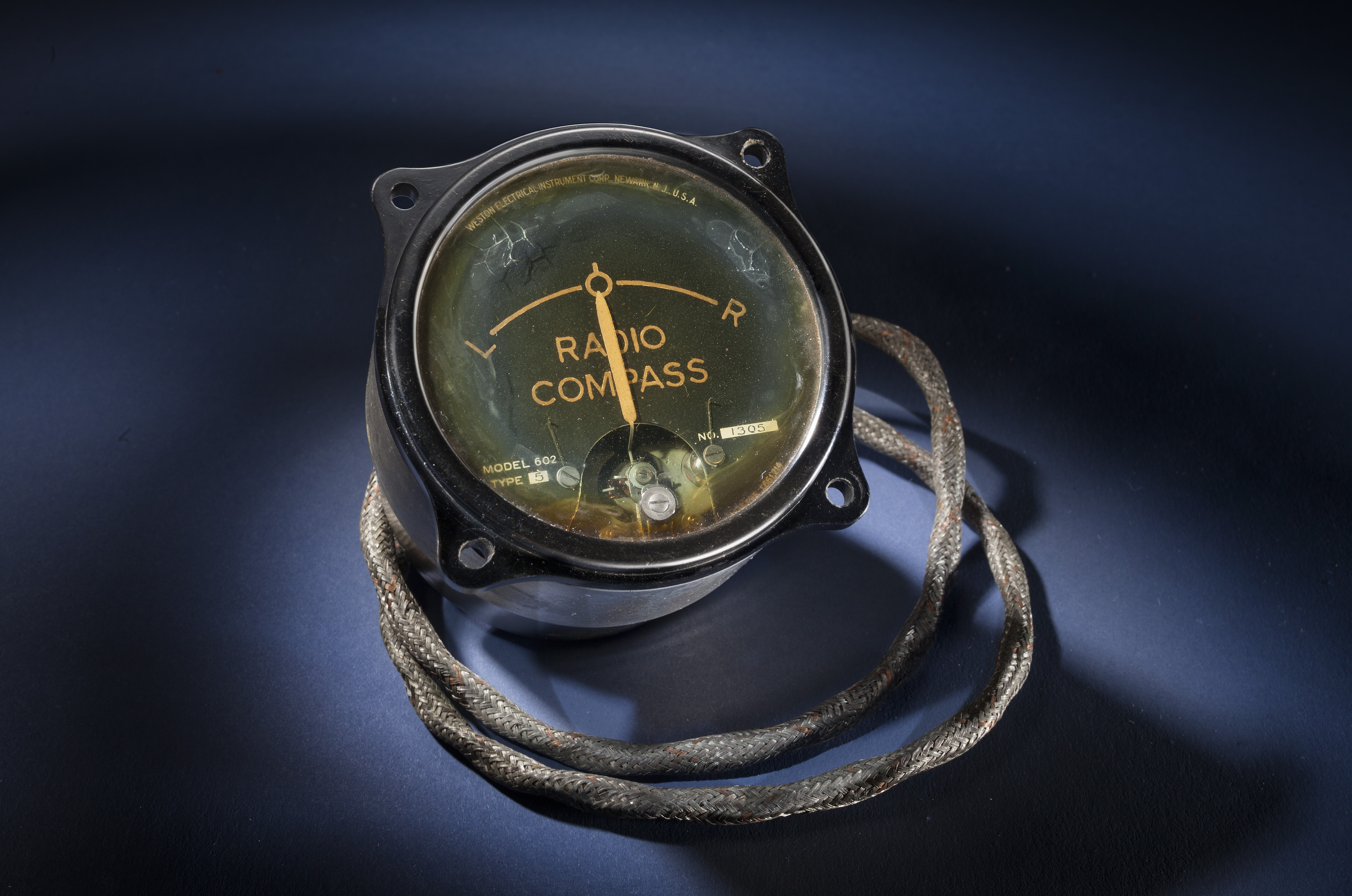 Westport Radio Compass Indicator