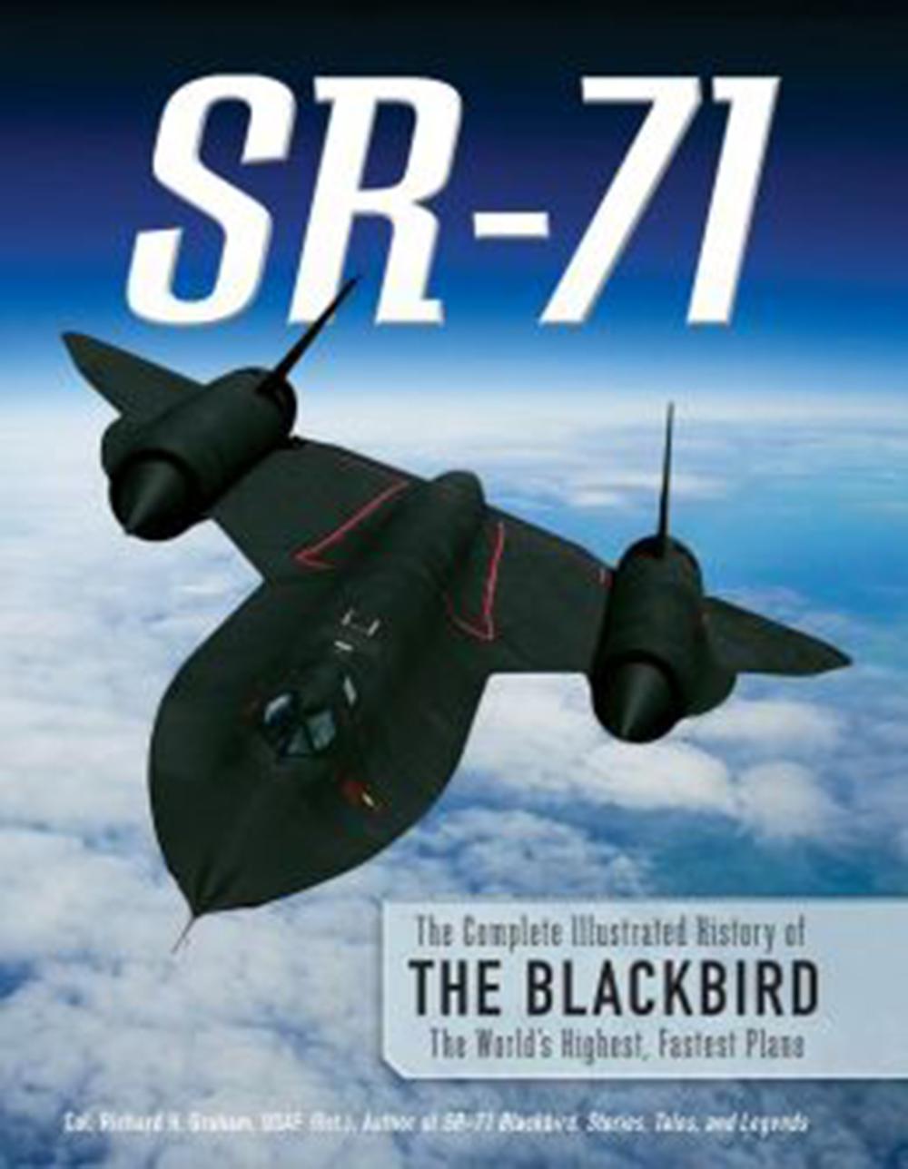 Book Cover: SR-71