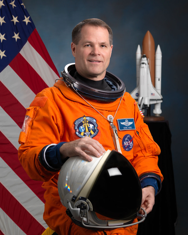 Commander Kevin Ford