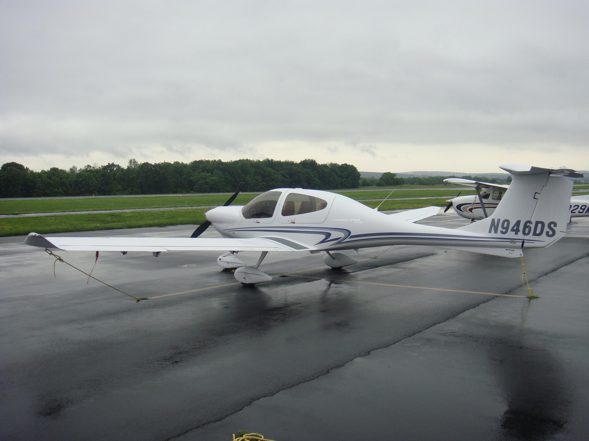 Become a Pilot Family Day 2013: DA-40