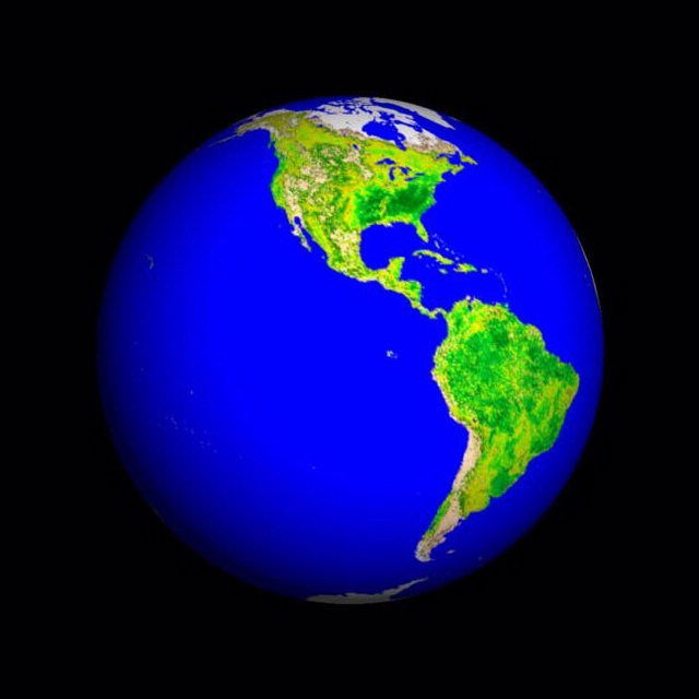 Earth's Vegetation