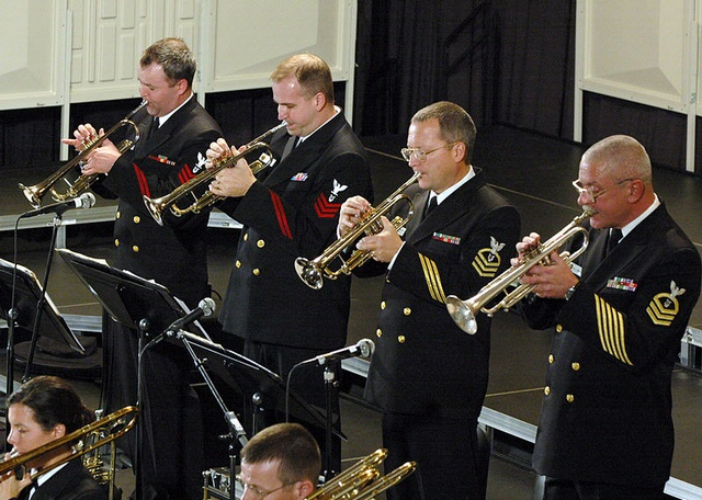 U.S. Navy Band, The Commodores