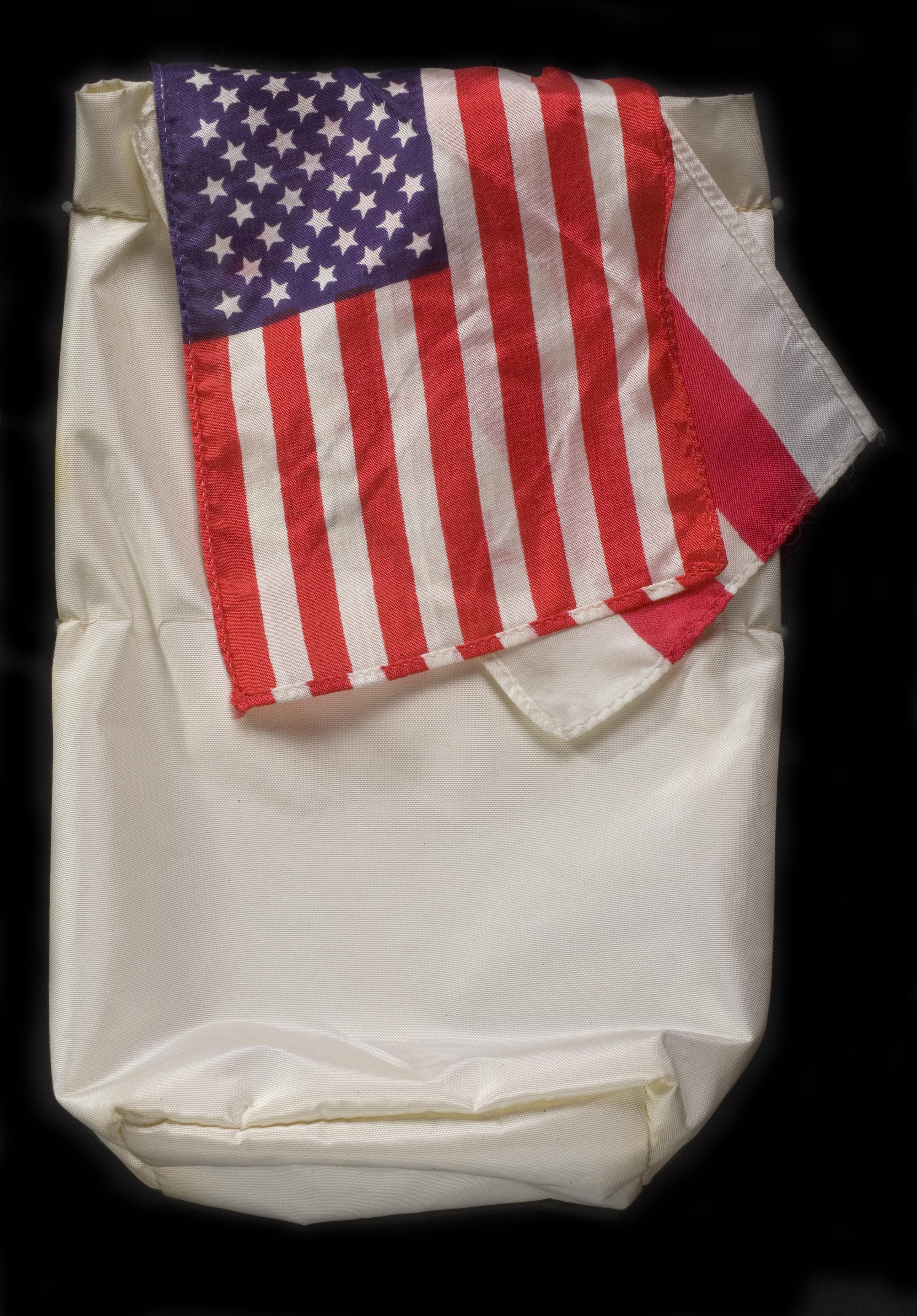Flag, United States of America, Apollo 11