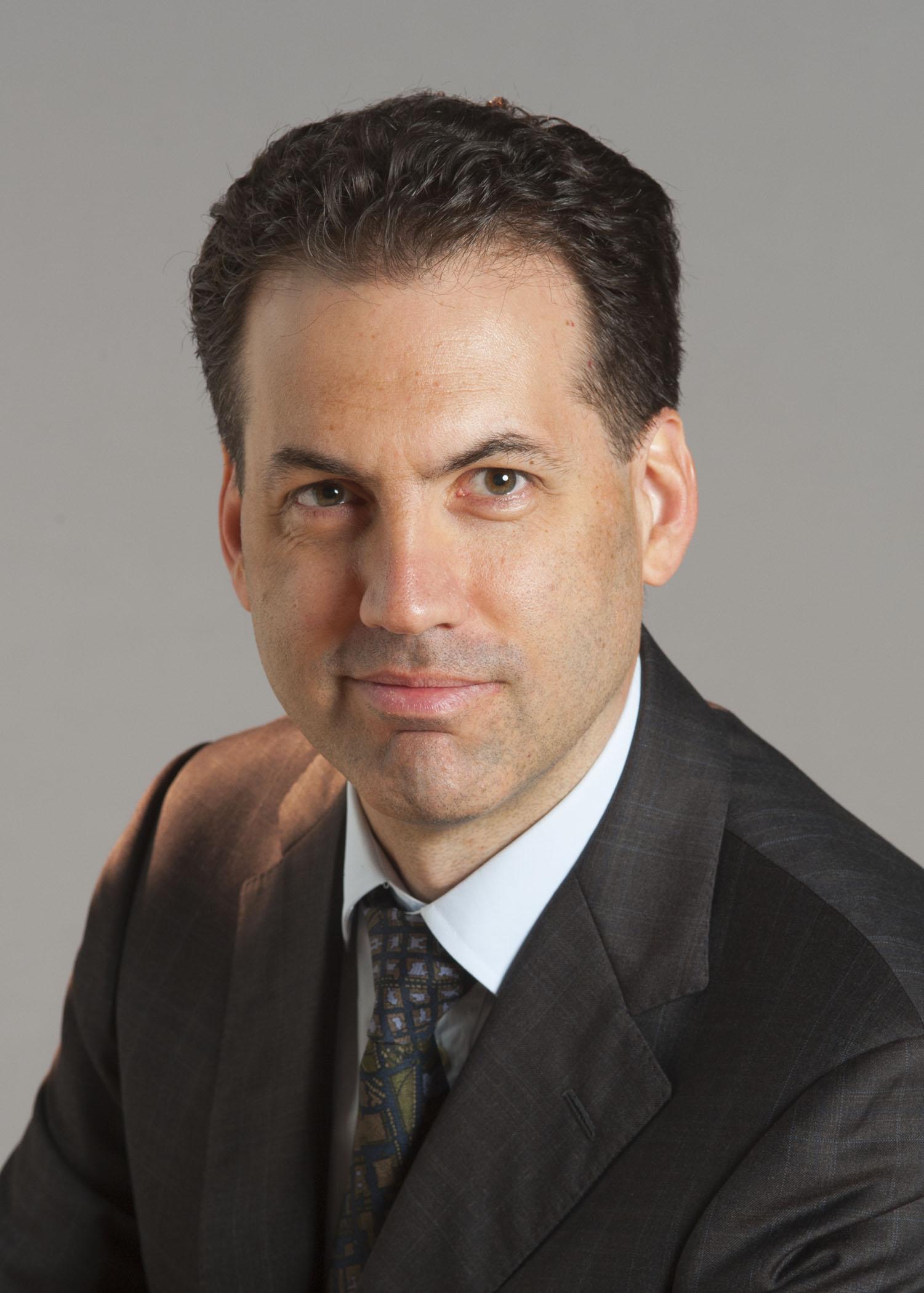 Portrait of Andrew Johnston