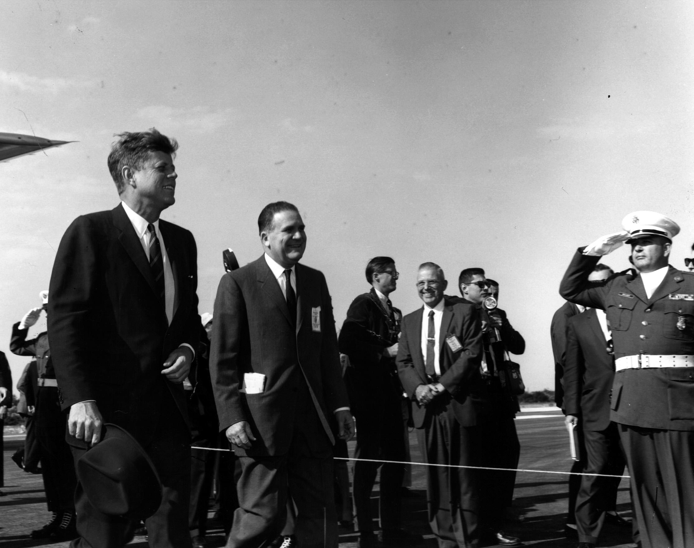 Webb and Kennedy