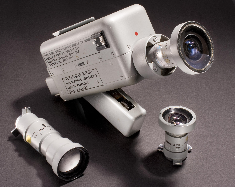 Apollo Television Camera