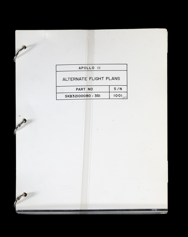 Apollo Alternate Flight Plan