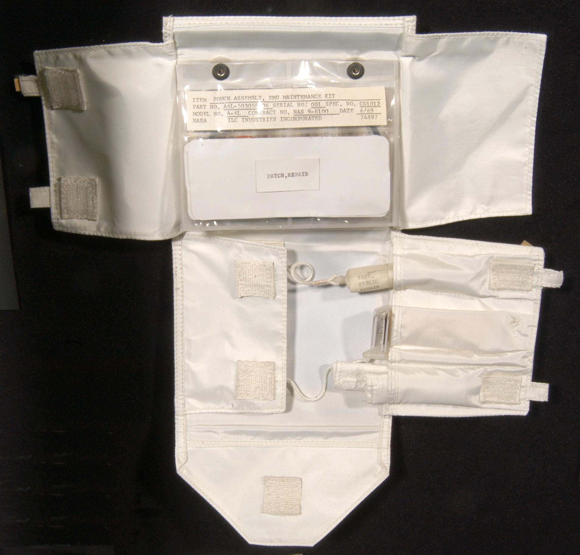 Apollo EMU Maintenance Kit