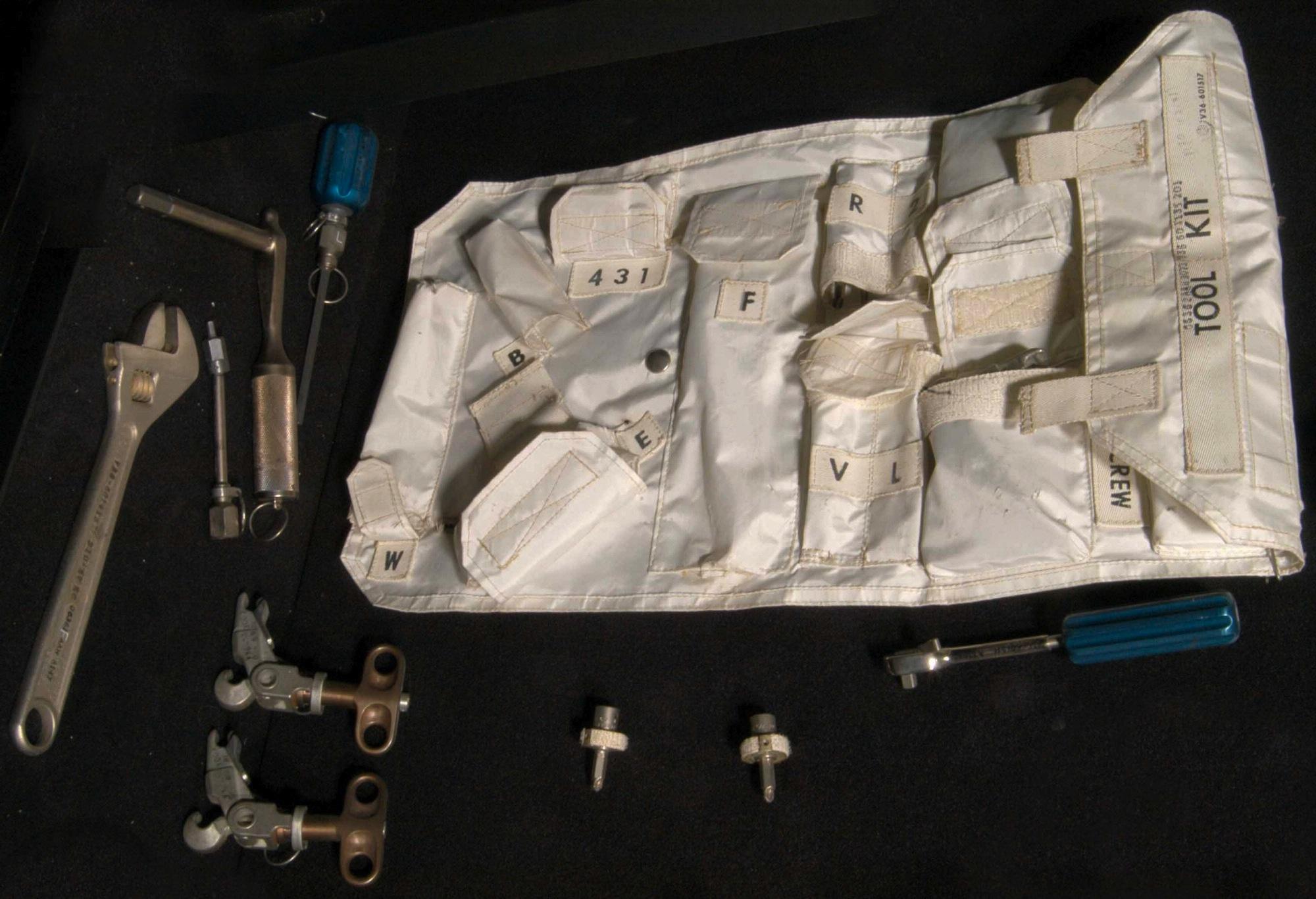 Apollo Command Module Tools