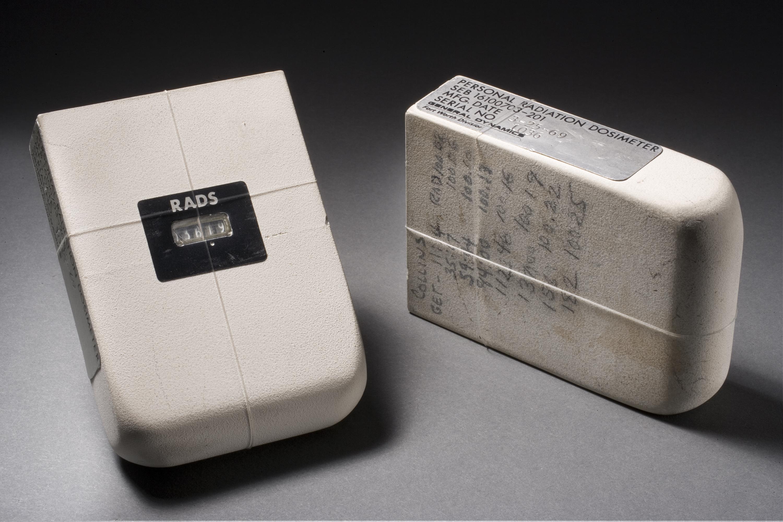 Apollo Personal Radiation Dosimeter