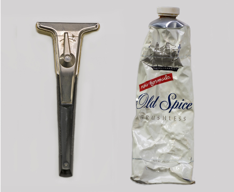 Apollo Razor and Shaving Cream