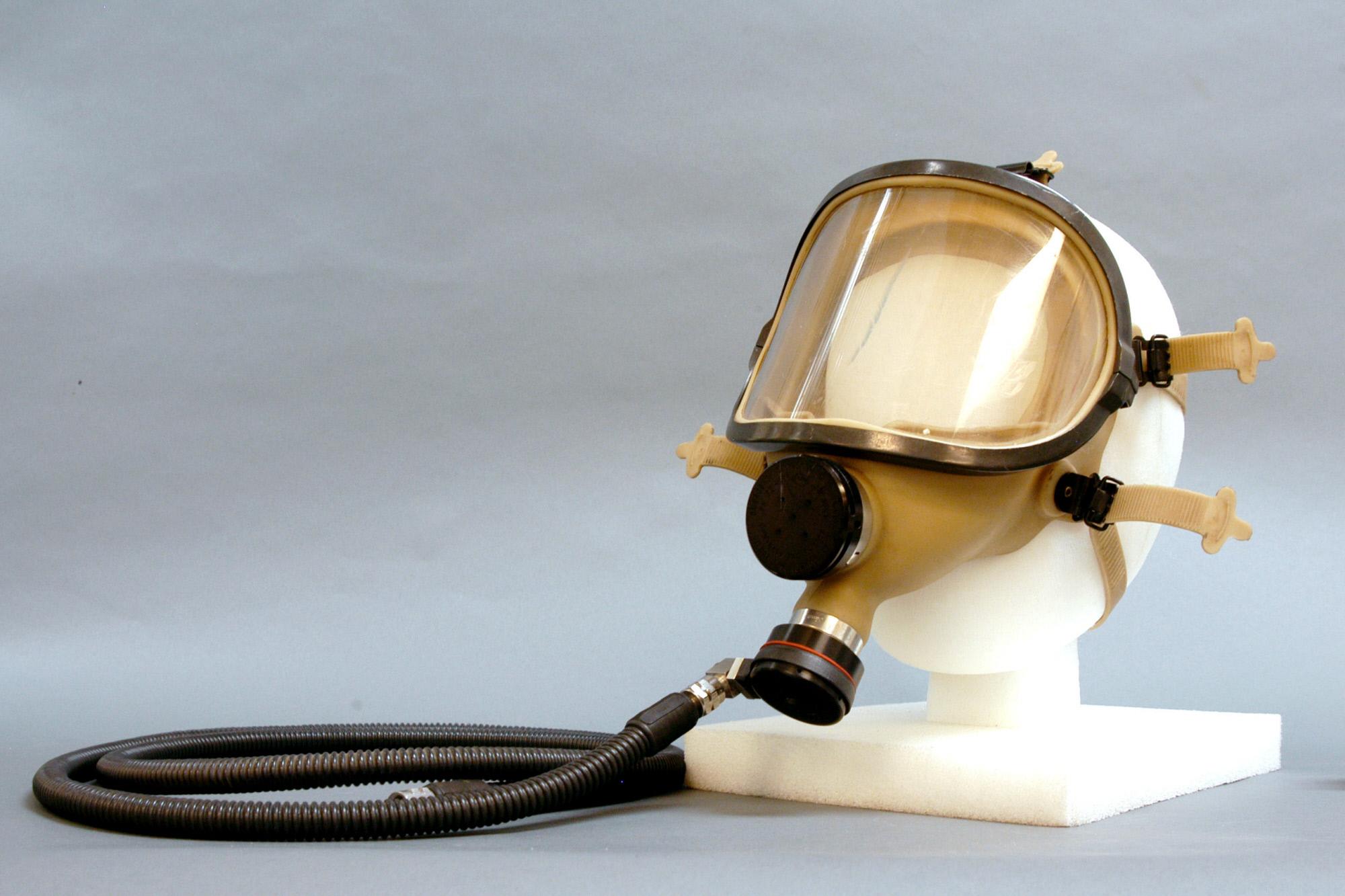 Apollo Emergency Oxygen Mask and Hose
