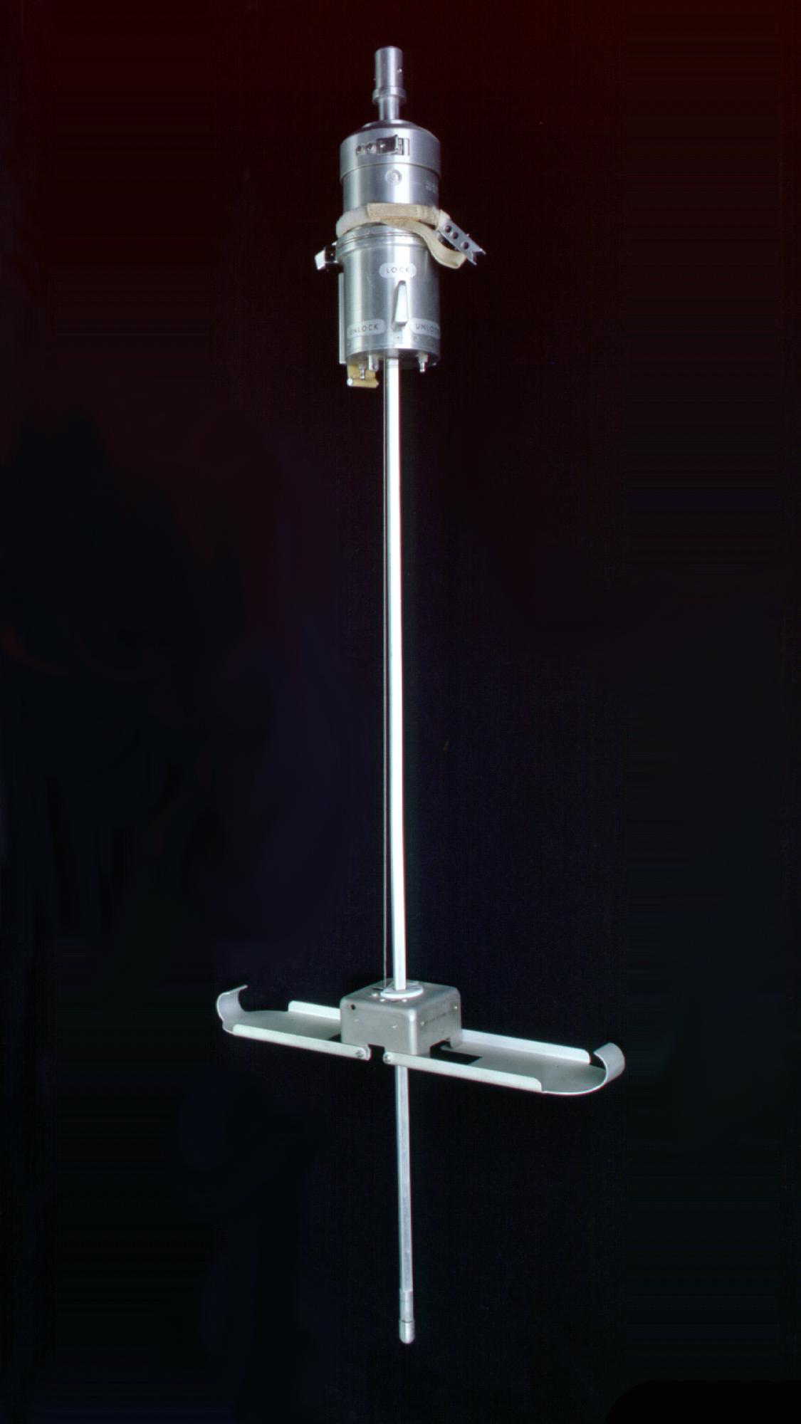 Lunar Self Recording Penetrometer