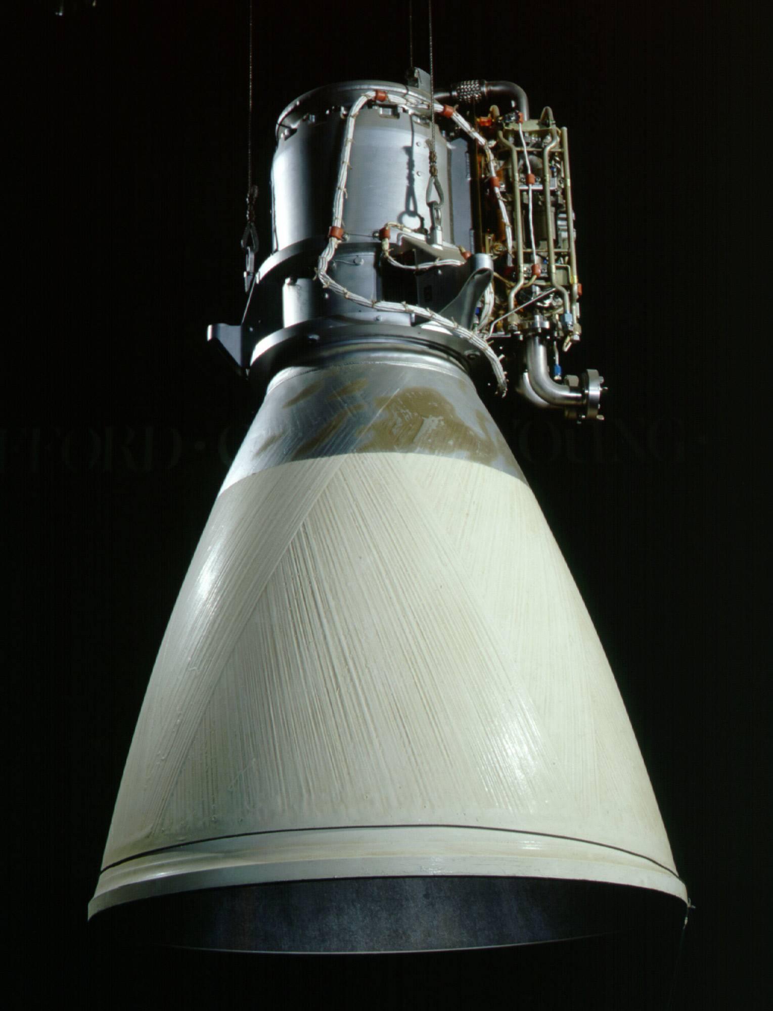 Apollo Lunar Module Ascent Engine