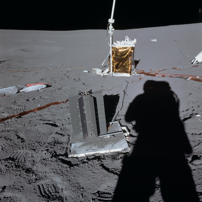 Apollo 14 Shepard SNAP-27