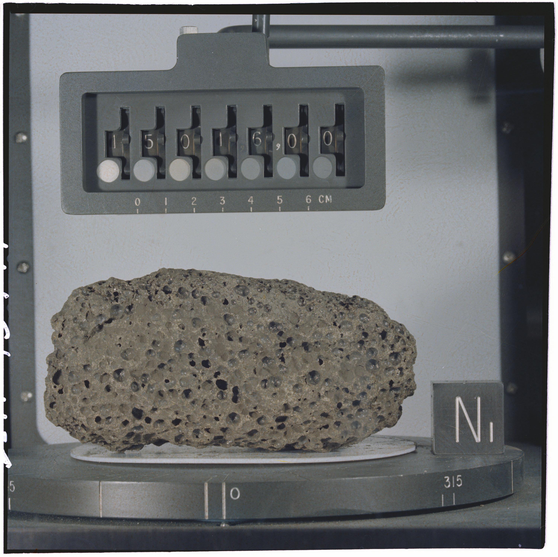 Lunar Basalt Sample