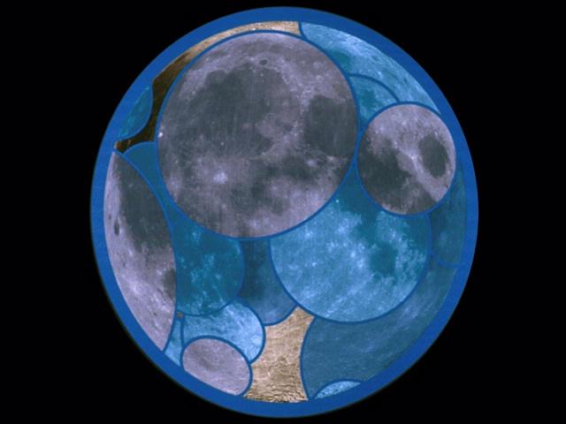 Near-Side Lunar Highlands