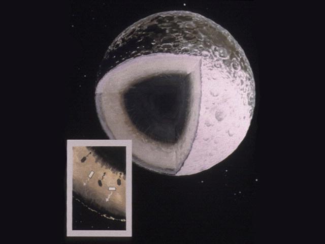 Lunar Anorthosite Origin