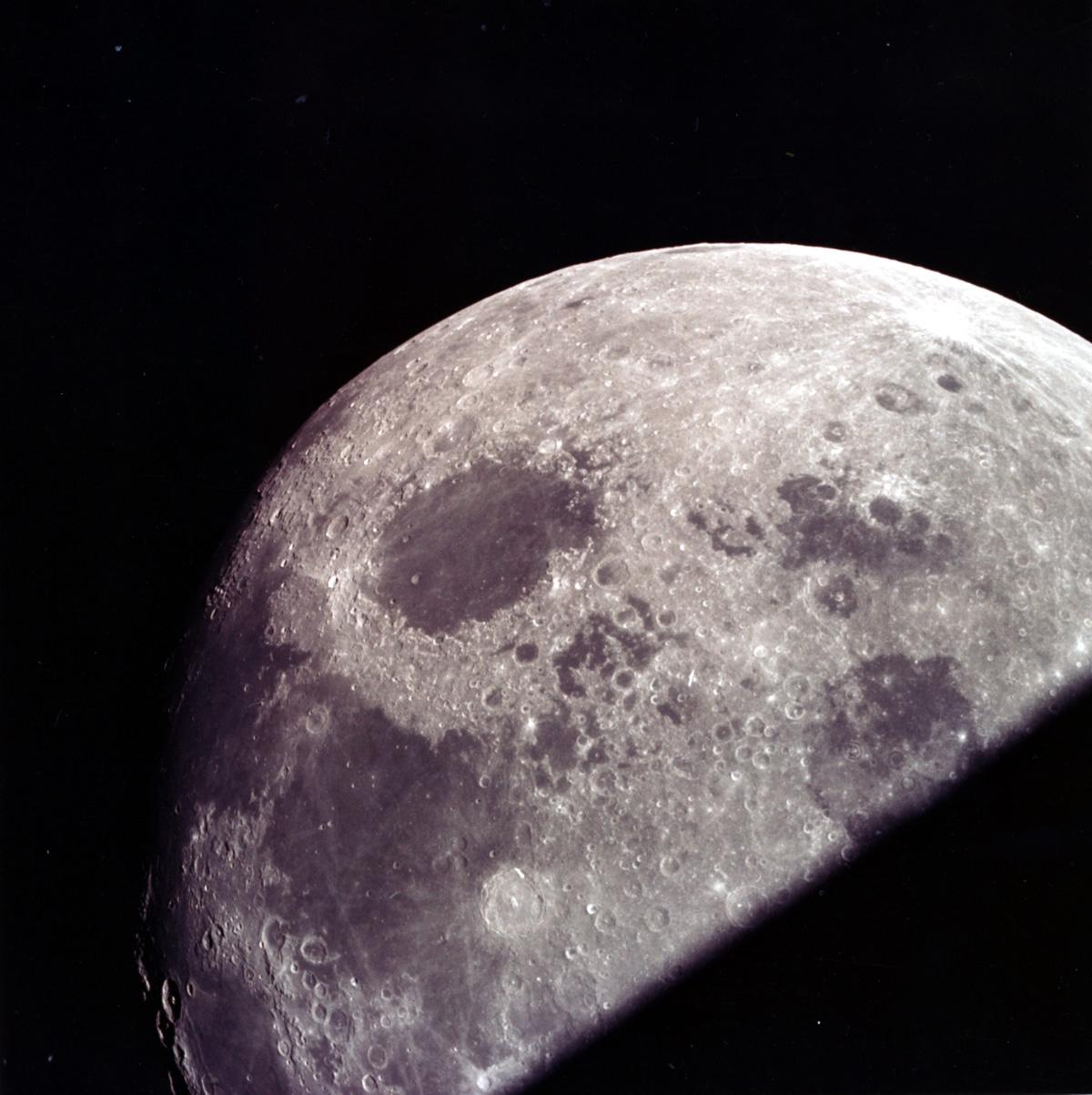 Lunar Crisium Basin